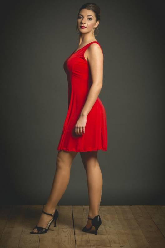 Albatera Dress